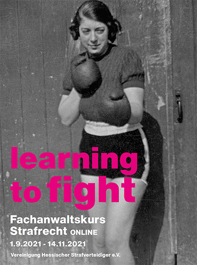 learning to fight